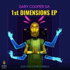 Gary Cooper SA - Cracked Voices (Original Mix)